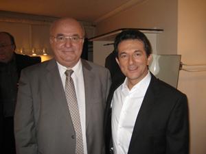 Avec Alain BOCQUET