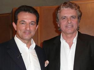 Avec Claude SERILLON