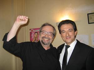 Avec Didier PORTE
