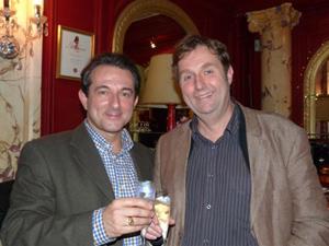Mon co-auteur, Jean-Patrick DOUILLON.