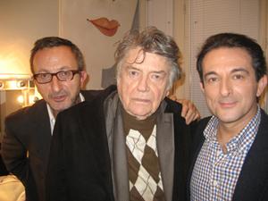 Avec Jean-Pierre MOCKY