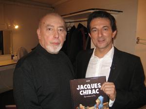 Avec Marc BLONDEL