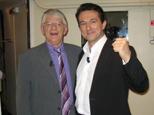 Avec Maxime GREMETZ