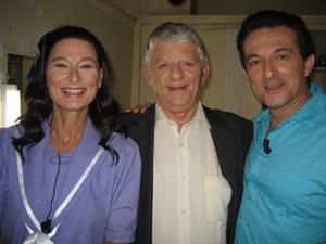 Avec Maxime GREMETZ et Florence Brunold