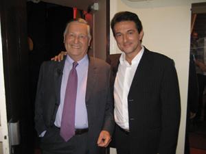 Avec Alain DUHAMEL