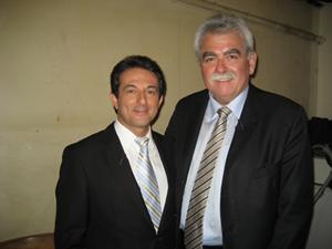 Avec André CHASSAIGNE