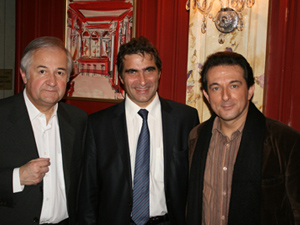 Avec Christian JACOB et Jacques MAILHOT