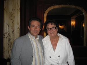 Avec Christine BOUTIN