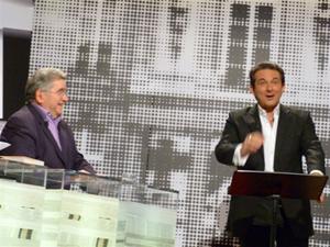 Avec Claude ALLEGRE