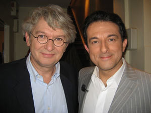 Avec Jean-Claude MAILLY