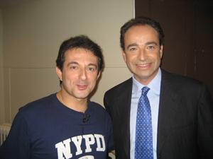 Avec Jean-François COPE