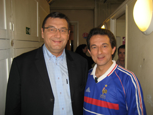 Avec Jean-François LAMOUR