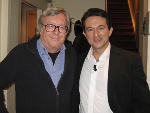 Avec Jean-Jacques PERONI