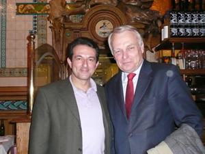 Avec Jean-Marc AYRAULT