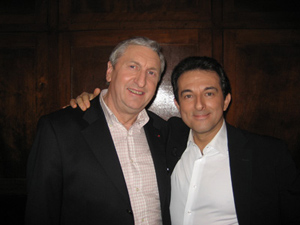 Avec Jean-Michel LEMETAYER
