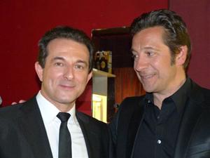 Avec Laurent GERRA