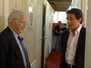 Avec Michel CHARASSE