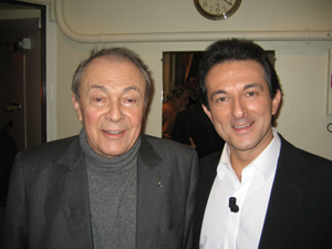 Avec Michel ROCARD