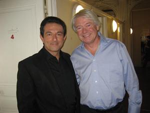 Avec Patrice CARMOUZE