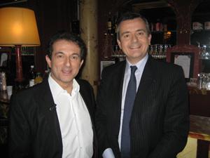 Avec Yves JEGO