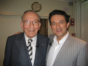 Avec Yvon GATTAZ