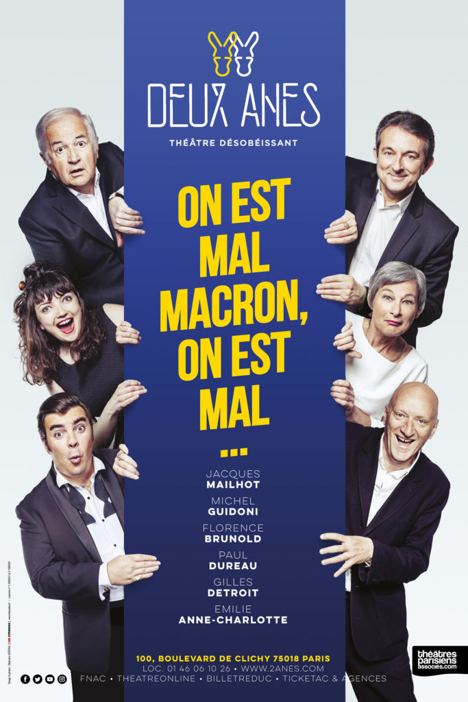 Calendrier Macron 2019.Calendrier Michel Guidoni Site Officiel